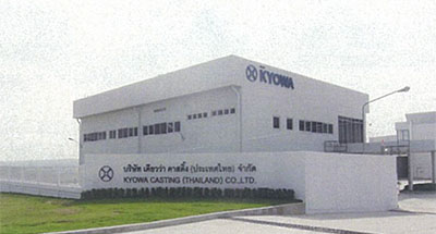 KYOWA CASTING (THAILAND) CO.,LTD.